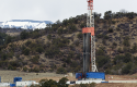 Rig drills for natural gas / AP