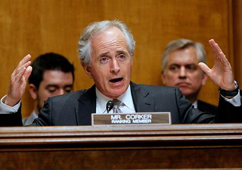 Sen. Bob Corker / AP