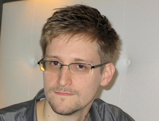 Edward Snowden / Reuters