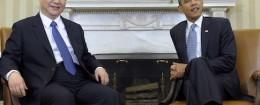 Xi Jinping, Barack Obama / AP
