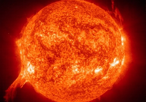 Solar flare / AP