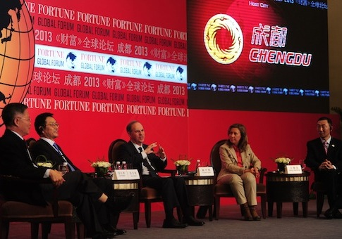 2012 Fortune Global Forum / AP