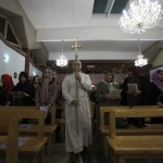 Iranian Christians attend Christmas mass in Tehran / AP