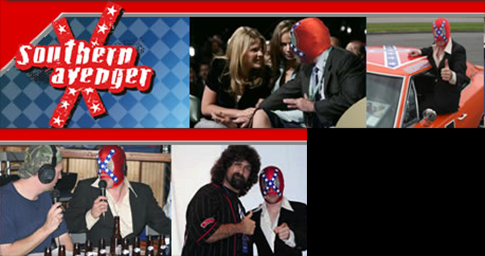 Archived photos from the Southern Avenger website