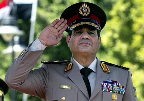 Gen. Abdel Fattah al-Sisi / AP