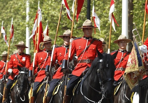 Royal Canadian Mounted Police / AP