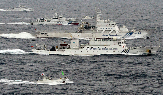 U.S. official on China, Japan Senkaku dispute