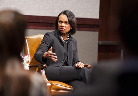 Condoleezza Rice / AP