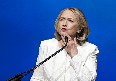 Hillary Clinton, State Department, Facebook