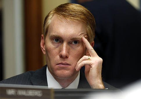 Rep. James Lankford / AP