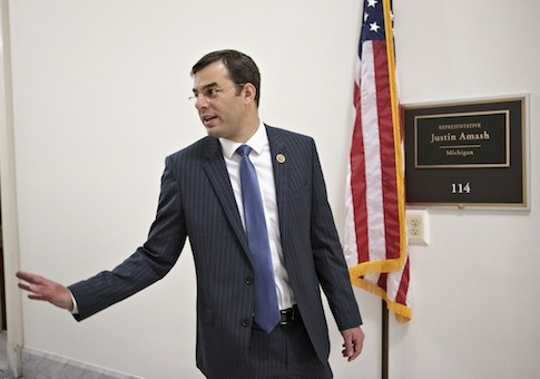 Rep. Justin Amash / AP
