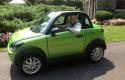 McAuliffe car Twitter