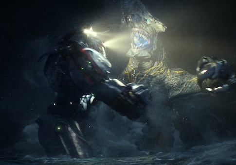 Screenshot from the film Pacific Rim / AP