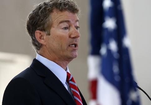 Sen. Rand Paul / AP