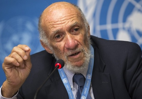 Richard Falk / AP
