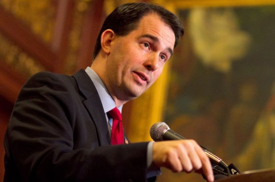 Gov. Scott Walker is expected to sign the bill next week. / AP