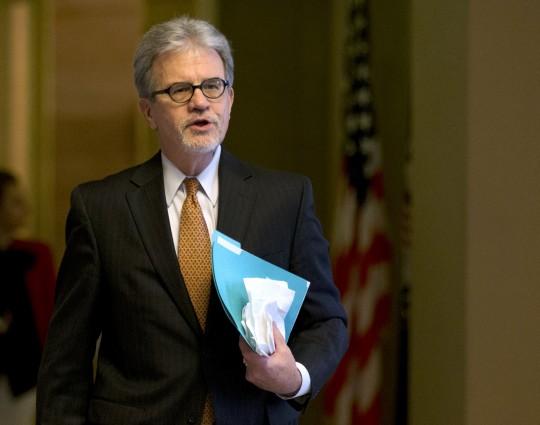 Sen. Tom Coburn / AP