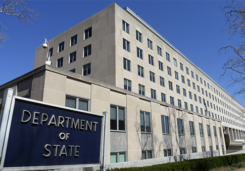 State Department / AP