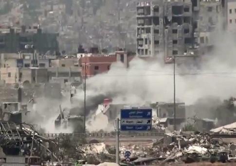 Damascus, Syria / AP