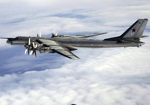 Tu-95 Bear H / Wikimedia Commons