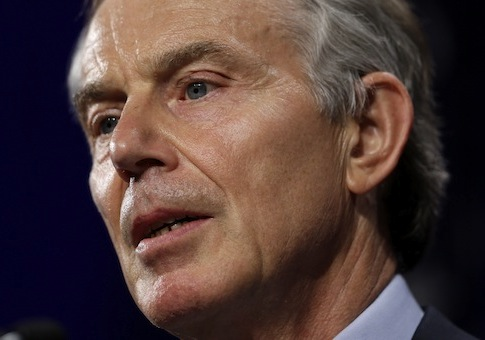 Tony Blair / AP