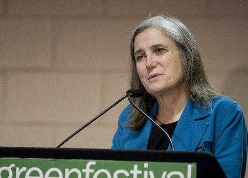 Amy Goodman / Wikimedia Commons