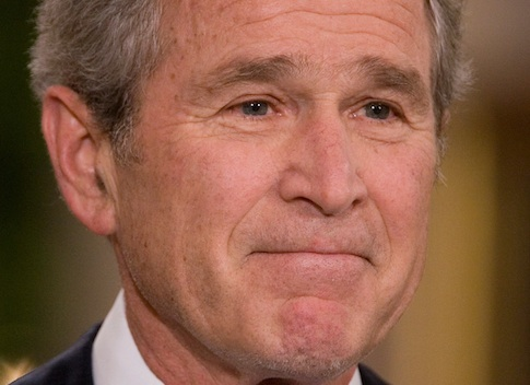 George W Bush / AP