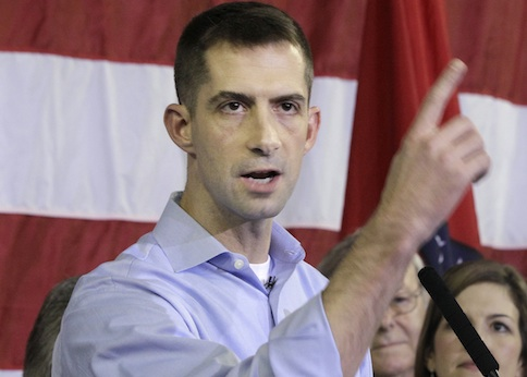 Rep. Tom Cotton (R., Ark.) / AP