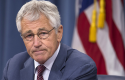 Chuck Hagel, self-professed American (AP)
