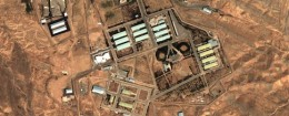 This Aug. 13, 2004, satellite image shows the military complex at Parchin, Iran. Six world powers urged Iran, Thursday March 8, 2012, to open its Parchin military site to International Atomic Energy Agency perusal, amid reports that Tehran might be cleaning it of evidence of nuclear arms related experiments / AP