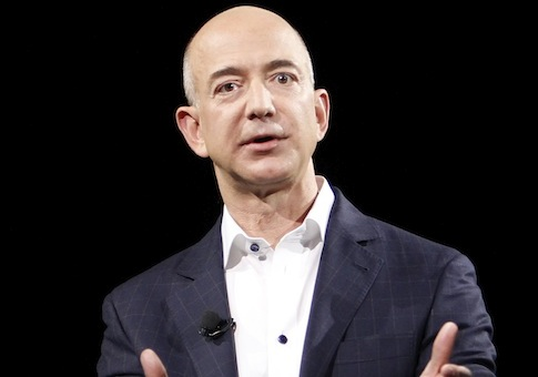 Jeff Bezos? More like Jeff Best-os, amirite? (AP)
