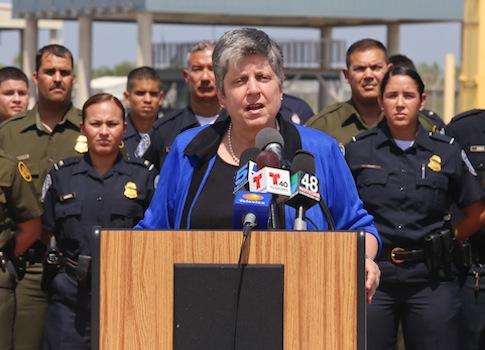 Janet Napolitano / AP