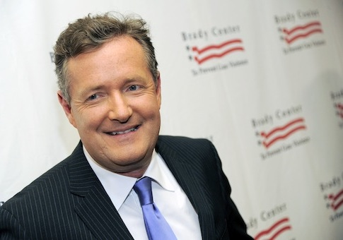Piers Morgan / AP