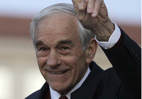 Ron Paul / AP