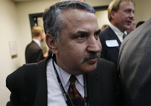 Thomas Friedman / AP