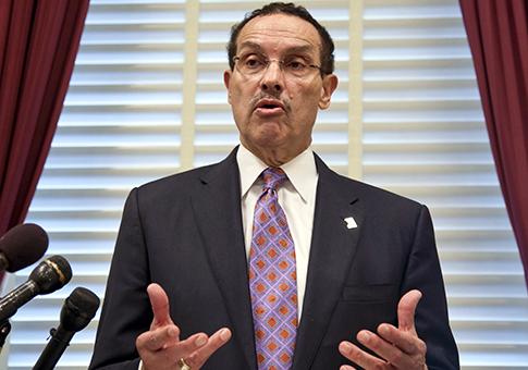 D.C. Mayor Vincent Gray / AP
