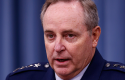 Air Force Chief of Staff Mark A. Welsh III at a press conference earlier this year. (AP)