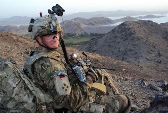 Staff Sgt. Ty Carter