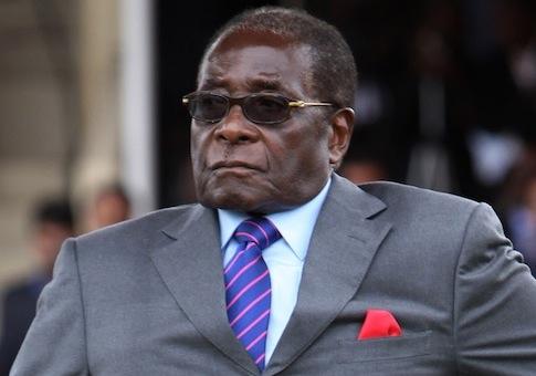 Robert Mugabe / AP