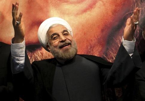 Hassan Rowhani / AP
