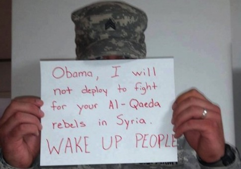 Armed Forces Tea Party Facebook page