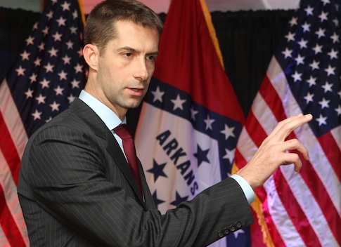 Rep. Tom Cotton (R., Ark.)