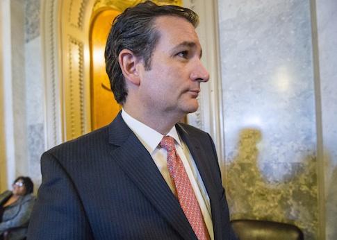 Sen. Ted Cruz / AP