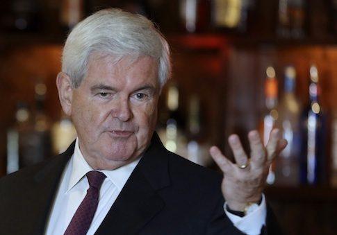 Newt Gingrich / AP