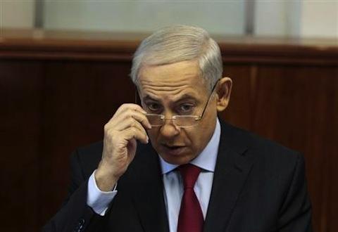 Israel's Prime Minister Benjamin Netanyahu / Reuters