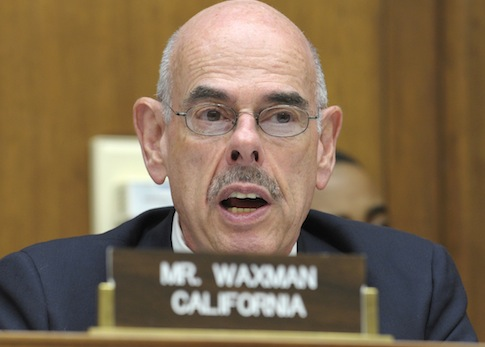 Rep. Henry Waxman (D., Calif.) / AP