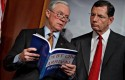 Sens. Jeff Sessions (R., Ala.) and John Barrasso (R., Wyo.) / AP