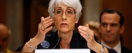 Under Secretary of State for Political Affairs Wendy Sherman / AP