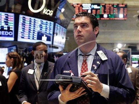 New York Stock Exchange before it opens / AP