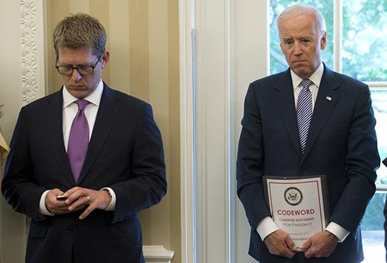 Joe Biden classified document